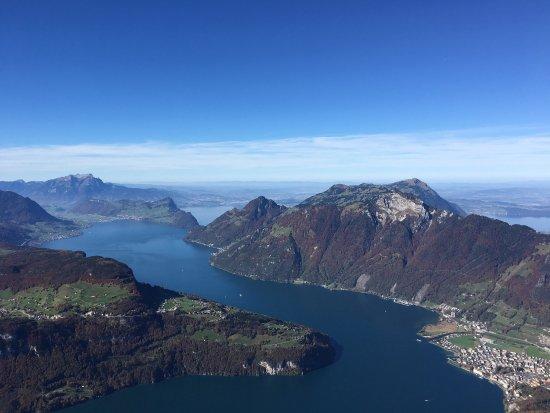 Schwyz, Swiss: Gipfelrestaurant Fronalpstock