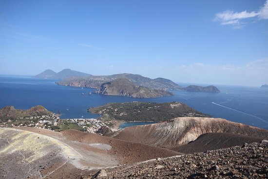 Riposto, Ιταλία: Isole Eolie