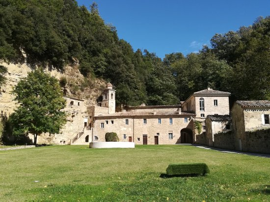 Cupramontana, Italy: L'eremo