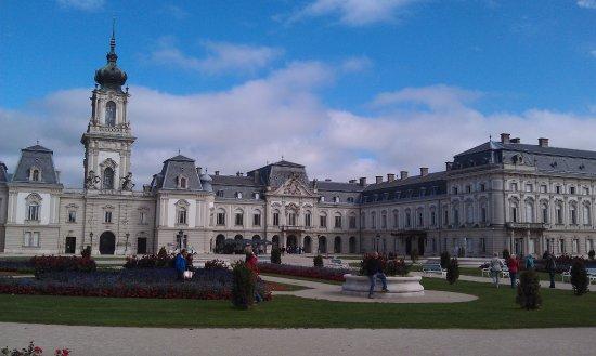 Festetics Palace: Дворец