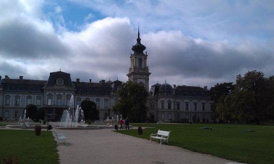 Keszthely, Hungary: Парадный вид