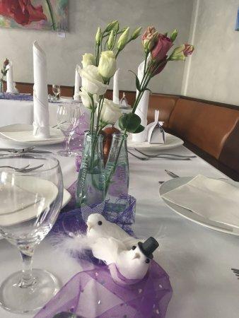 Eberswalde, Germany: Hochzeit im Matisse