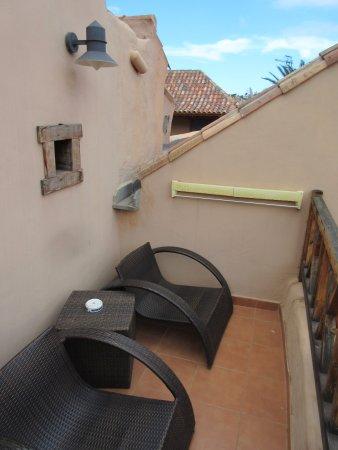 Marzagán, España: Terras hotelkamer