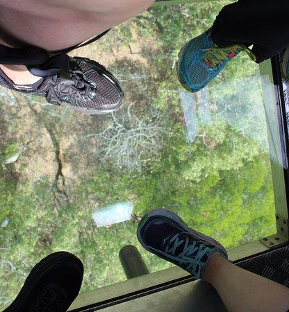 Smithfield, Australia: The great view down!