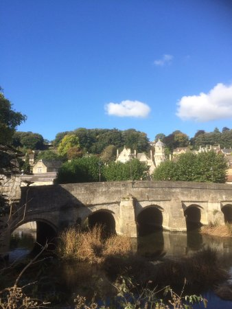 Bradford-on-Avon bridge