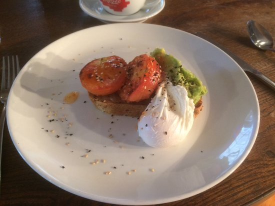 Bradford-on-Avon, UK: Breakfast