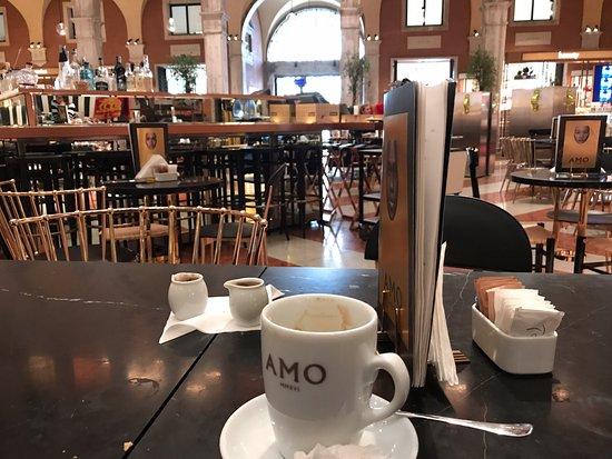 Amo venedig san marco restaurant bewertungen for Ristorante amo venezia prezzi