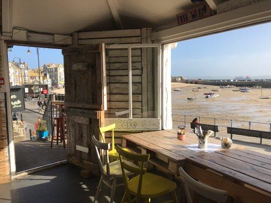 Surf Shack Cafe St Ives