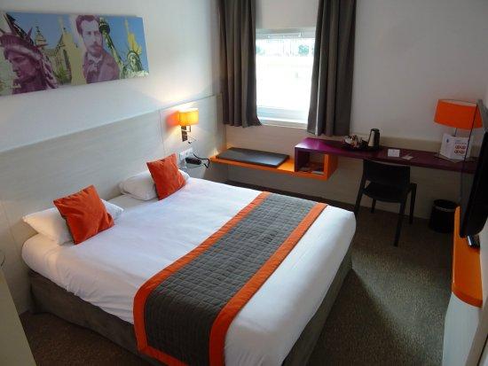chambre n 109 photo de comfort hotel expo colmar colmar tripadvisor. Black Bedroom Furniture Sets. Home Design Ideas
