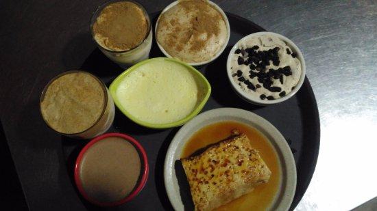 Alcanede, โปรตุเกส: doces e gelados caseiros