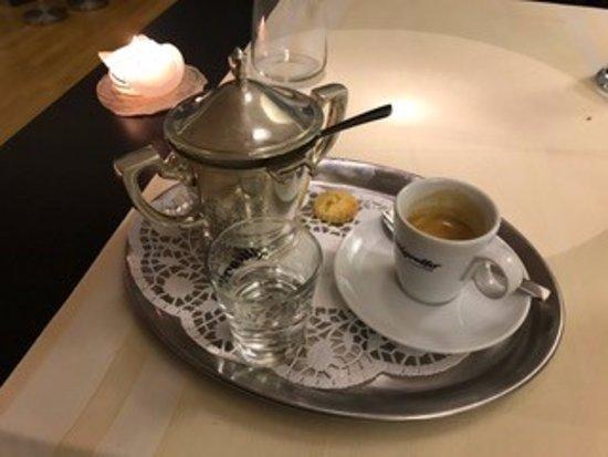 Tuttlingen, Germany: Espresso