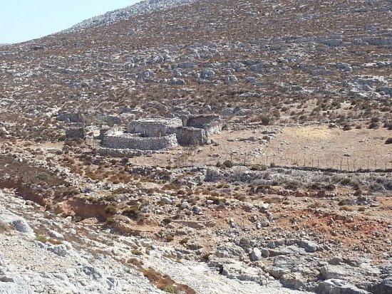 Pserimos, กรีซ: tra gli scogli