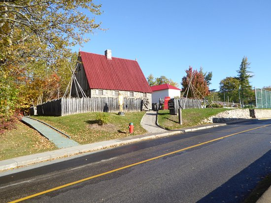 Tadoussac, Canada: Chauvin Trading Post
