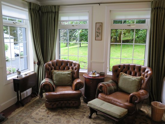 Port Askaig, UK: The Suite sitting room