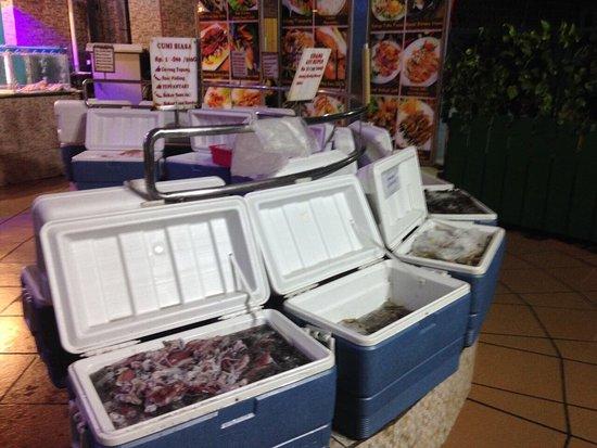 Aneka Makanan Laut
