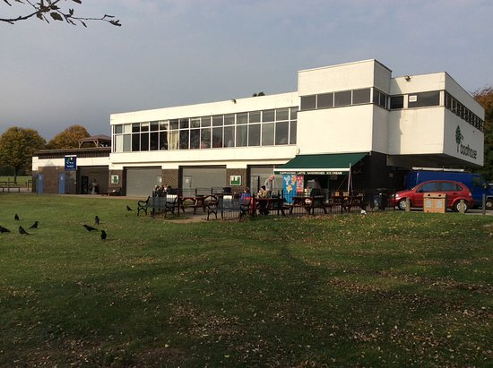 The Boathouse And Watersports Shop Picture Of Danson Park