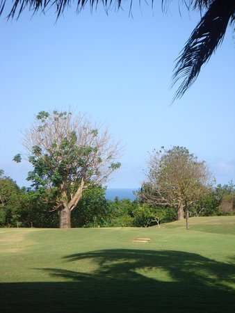 Vipingo Ridge: The Indian Ocean is visible from many locations across the Ridge