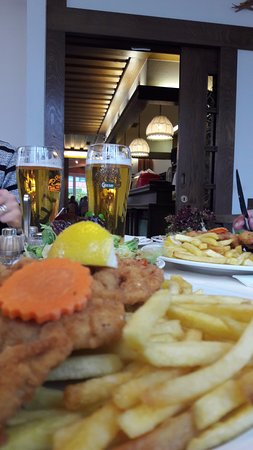 Kötschach-Mauthen, Autriche : Ótima comida