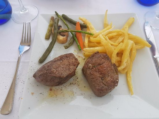 Moya, Spanyol: Steak