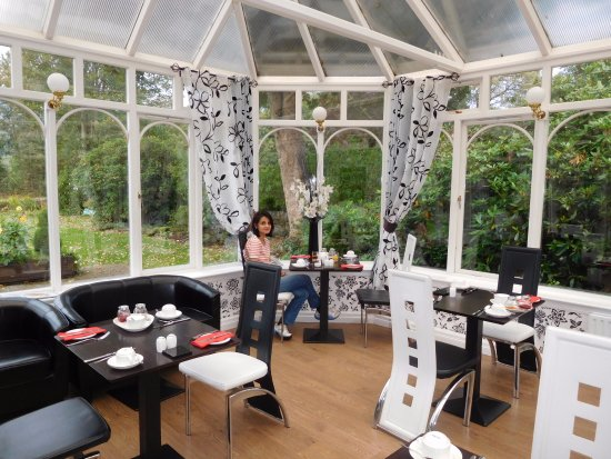 The Claymore Guest House: Breakfast room