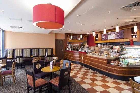Premier Inn London Heathrow Airport Terminal 5 Hotel Foto