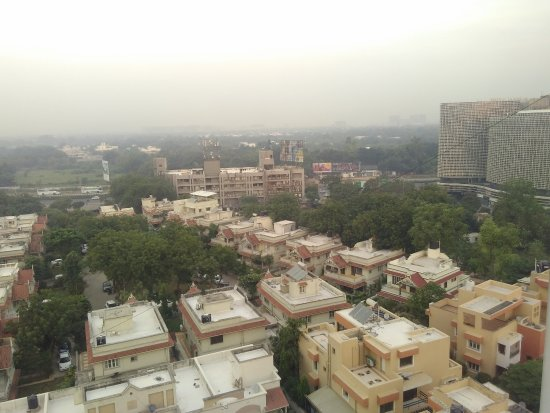 Ramada Ahmedabad: View from room