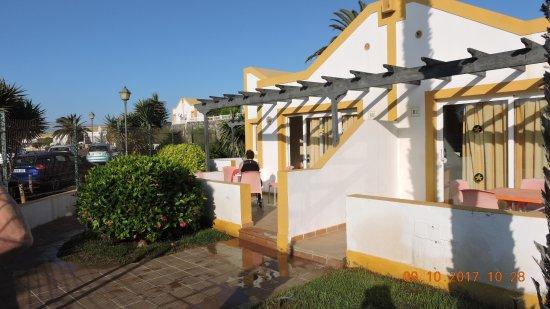 Club Caleta Dorada : nos bungalows