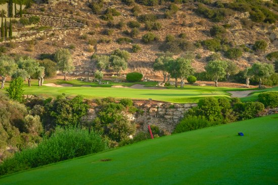 Aphrodite Hills Golf Course: 7th Hole