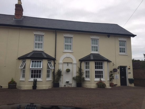 Red Kite House Hotel: View from outside