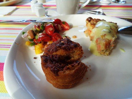 Grandes-Piles, Canada: Excellent petit dejeuner