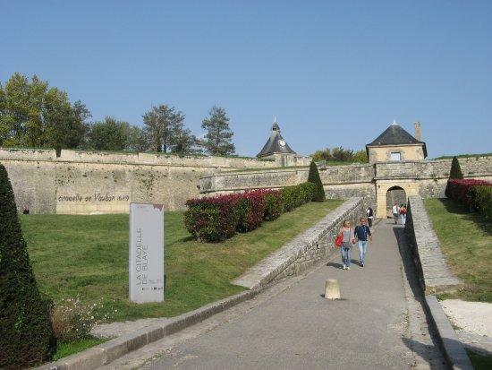 Blaye, Francia: Entrée Citadelle