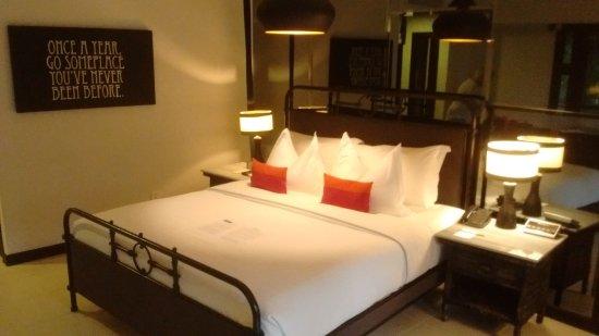 Shinta Mani Shack: Our bedroom