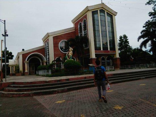 St James Parish Church - St  James Parish, Santiago City