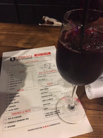 Silver Spring, Maryland: Hibiscus Mojito