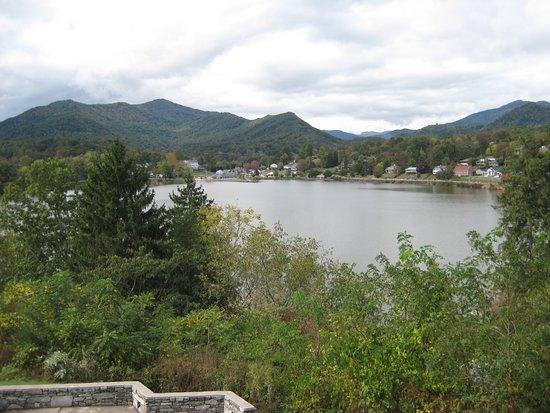 Another direction of Lake Junaluska view