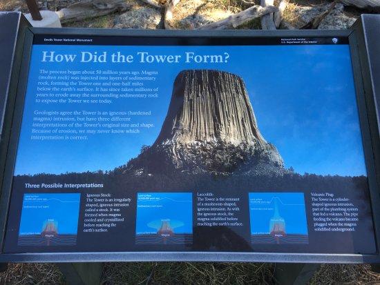 Devils Tower照片