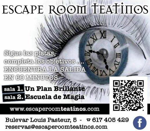 Mejor Escape Room Malaga