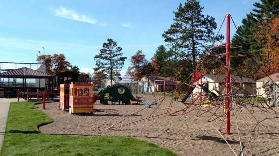 Manitowish Waters Community Playground