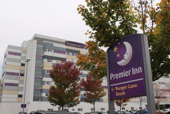 Premier Inn Manchester Airport (M56/J6) Runger Lane South foto