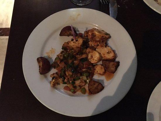 Firefly Tapas Kitchen Menu