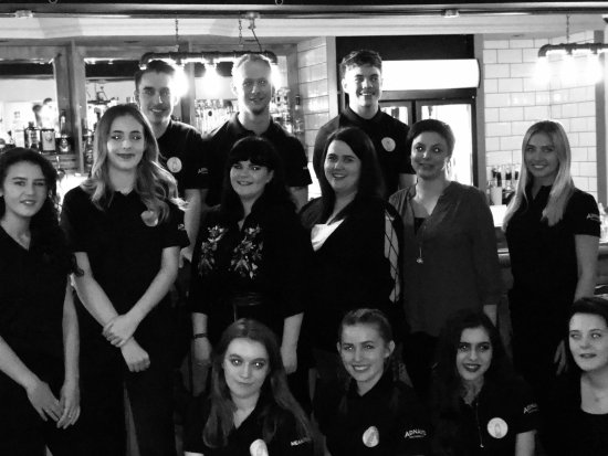 Haverhill, UK: Come visit our fantastic front of house team!