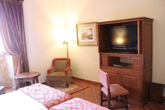 Parador Santo Domingo Bernardo de Fresneda: Zimmer 208-2