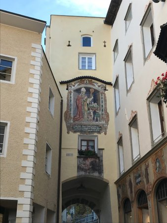 Brunico, Italia: panorama
