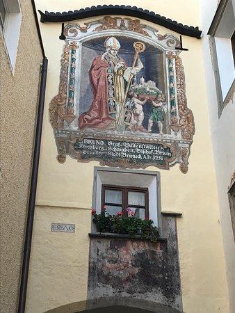 Brunico, Italy: dipinti