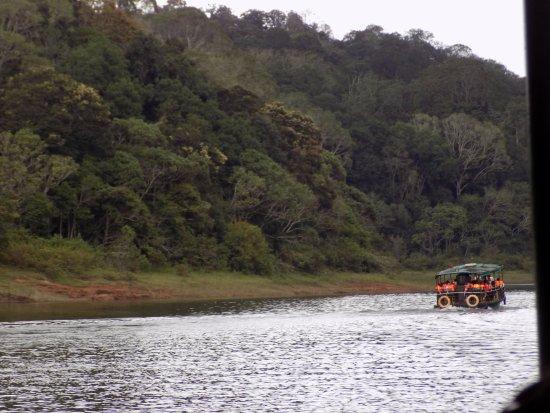 Periyar Tiger Reserve : Lake