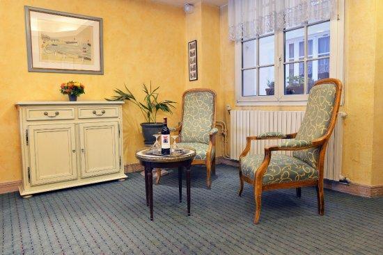 Résidence du Pré - Lobby / Salon