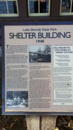 Bemidji, MN: Shelter Building
