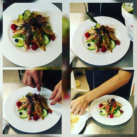 Restaurant la brasserie des arts dans montpellier avec for Art de la cuisine francaise