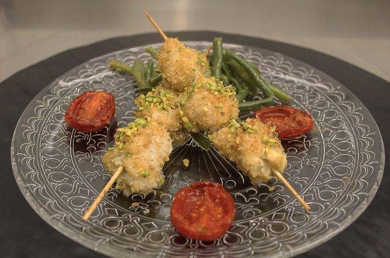 Trevi, Italy: Menù di pesce dal nostro ristorante