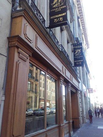 angeluzzo nancy 45 rue saint dizier restaurant avis num ro de t l phone photos tripadvisor. Black Bedroom Furniture Sets. Home Design Ideas